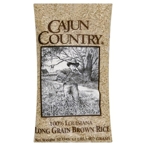 Cajun Country Brown Rice