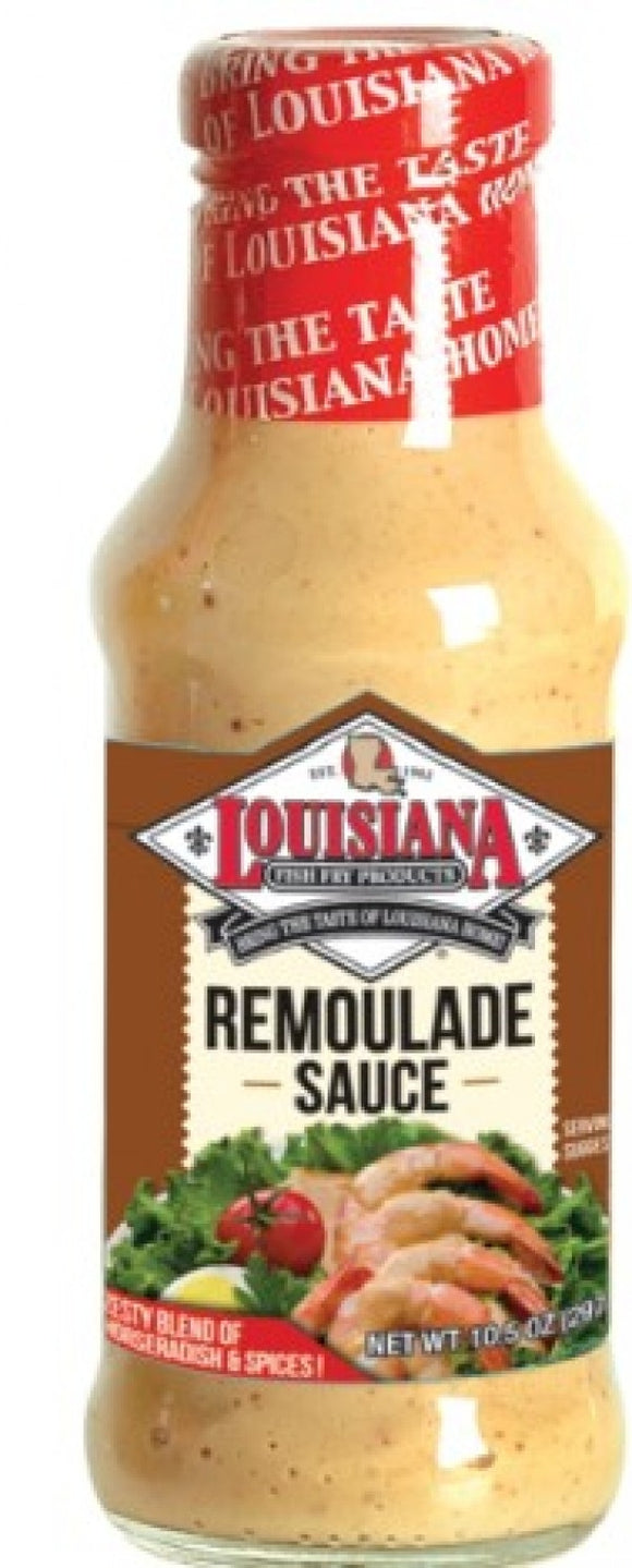 Louisiana Fish Fry Remoulade Sauce