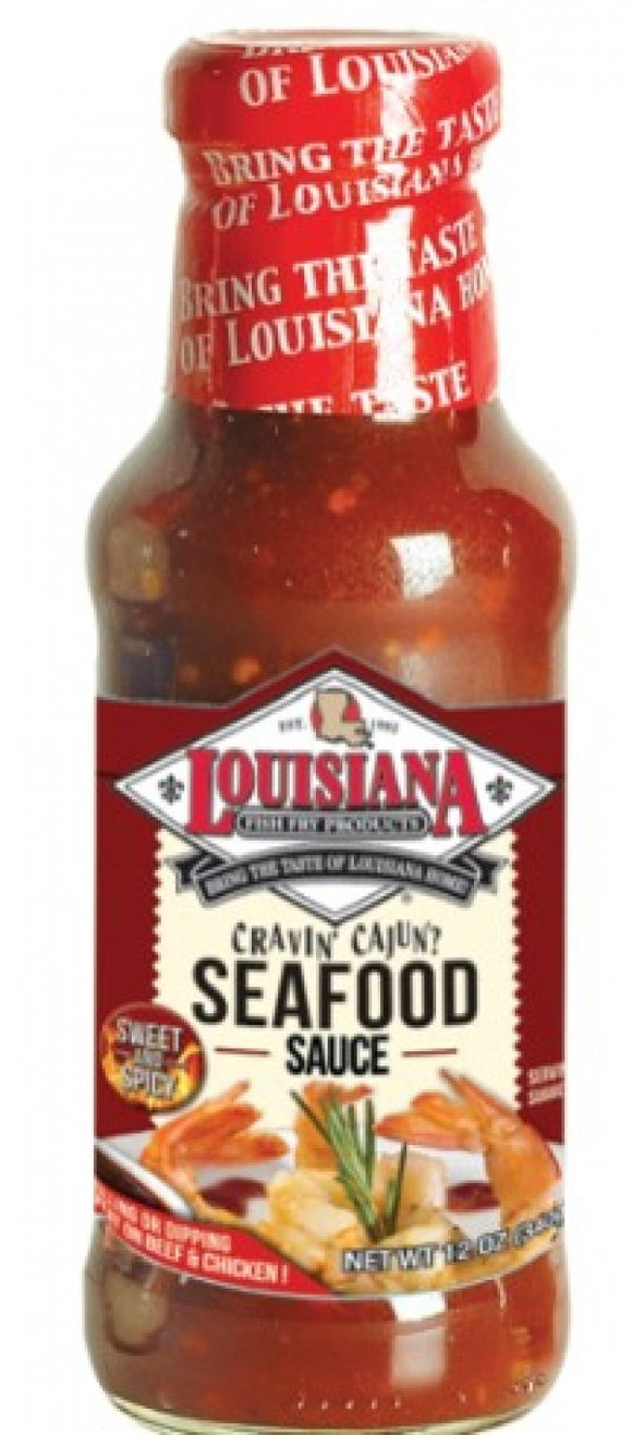 Louisiana Fish Fry Seafood Sauce