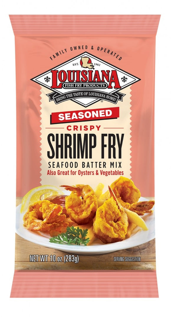 Louisiana Fish Fry Shrimp Fry