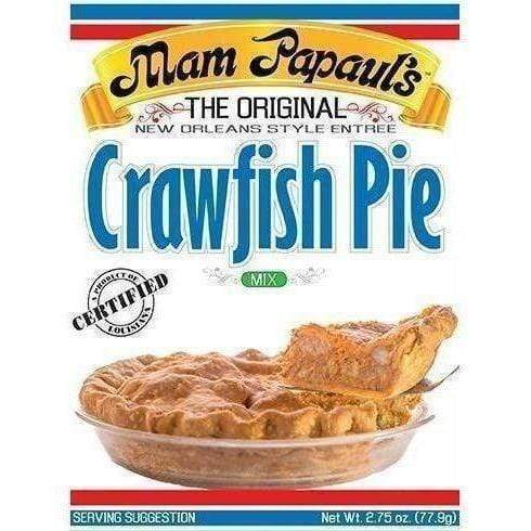 Mam Papaul's Crawfish Pie