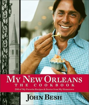 My New Orleans, The Cookbook