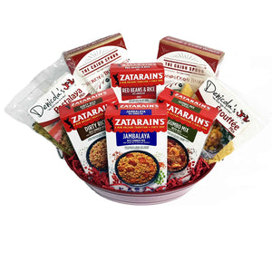 NolaCajun Dinner Mix Gift Basket