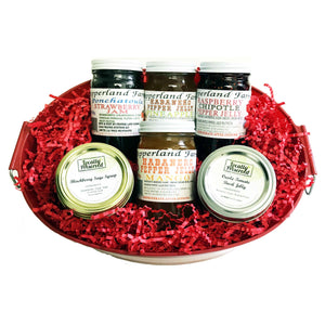 NolaCajun Jelly Gift Basket