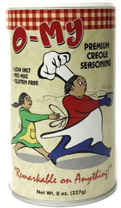 O-My Premium Creole Seasoning