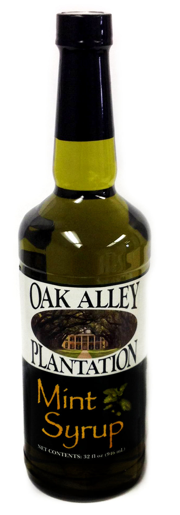 Oak Alley Plantation Mint Syrup