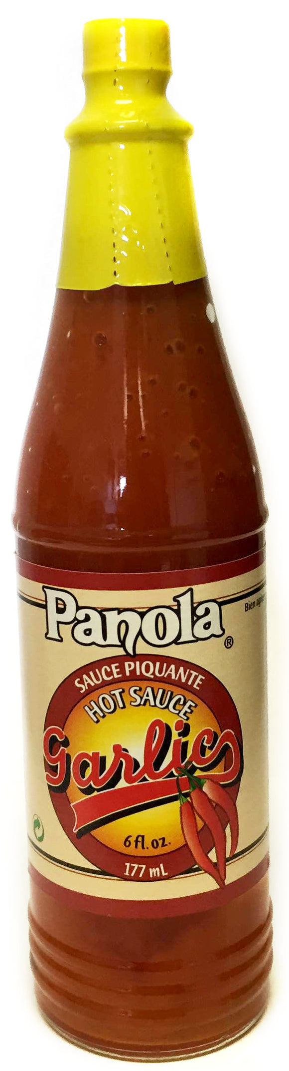 Panola Garlic Hot Sauce