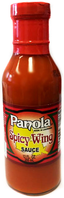Panola Spicy Wing Sauce