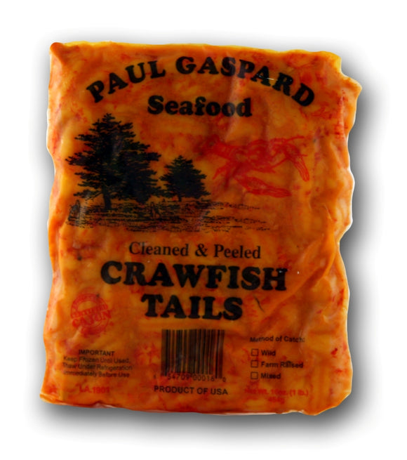 Gaspard Crawfish Tails
