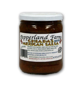 Pepperland Farms Chiapas Mexican Salsa