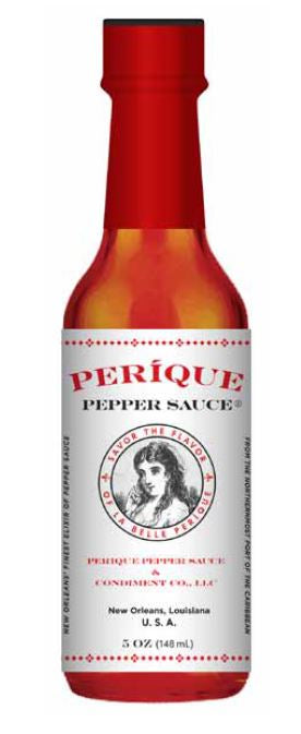 Perique Pepper Sauces