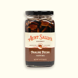 Aunt Sally's Praline Pecan Topping