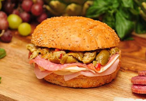 Progress Grocery Prepared Muffuletta - 8 inch