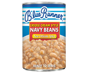 Blue Runner Spicy New Orleans Navy Beans