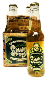 Swamp Pop Ginger Ale