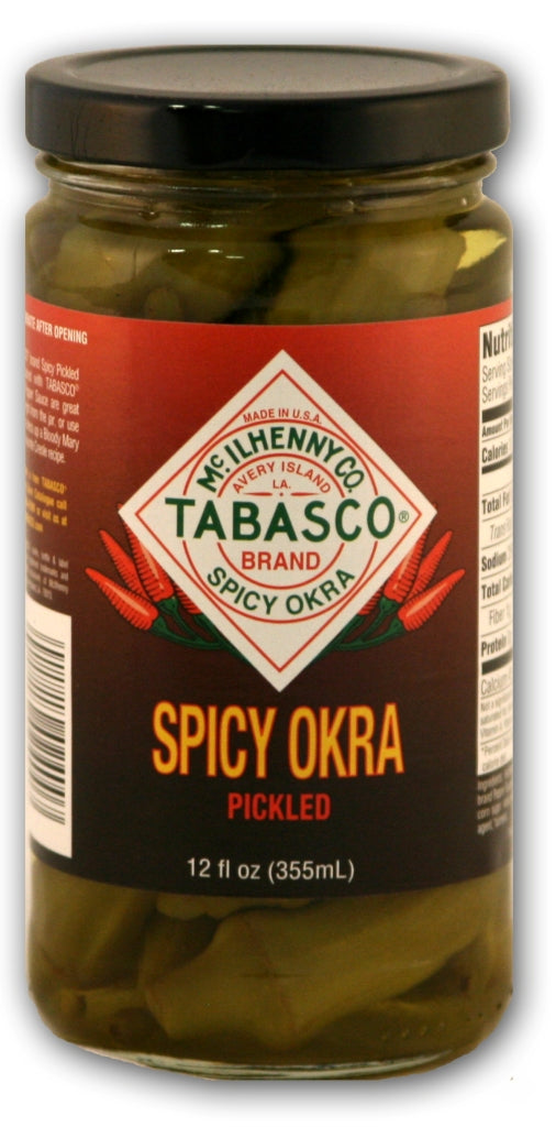 TABASCO Spicy Okra