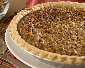 Tee Eva's Cream Cheese Pecan Pie