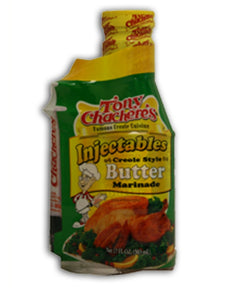 Tony Chachere's Butter Injectable Marinade