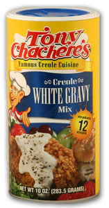 Tony Chachere's White Gravy