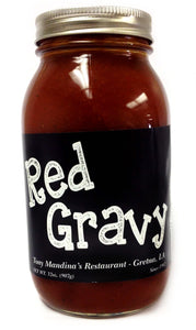 Tony Mandina's Restaurant Red Gravy