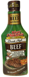 Tony Chachere's Creole Style Beef Marinade