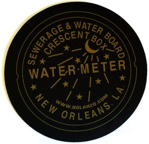 Watermeter Mouse Pads