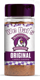 We Dat's Creole Flavored Seasoning