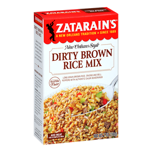 Zatarain's Dirty Brown Rice
