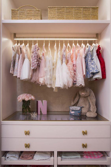 CHILDREN'S HANGERS AND OTHER ORGANIZATION TIPS EVERY PARENT NEEDS TO READ!