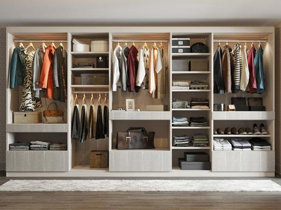 CLOSET ORGANIZATION TIPS TO GET YOU AND YOUR FAMILY THROUGH EVERY STAGE OF LIFE!