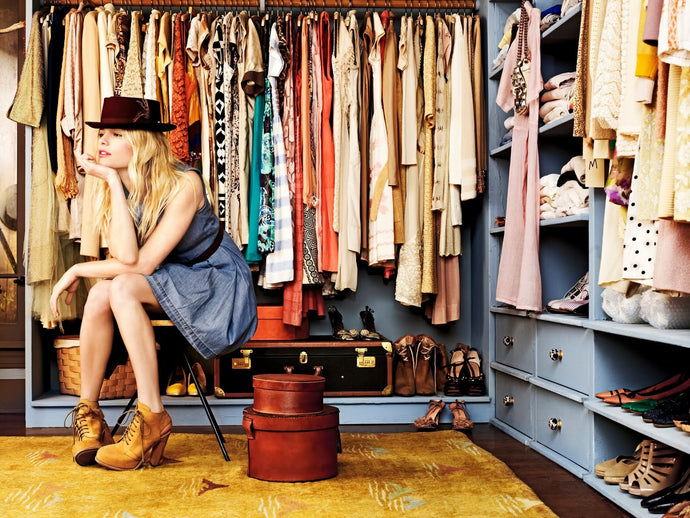 THE BEST DIY INSPIRATION FOR YOUR CLOSET FROM AROUND THE WEB