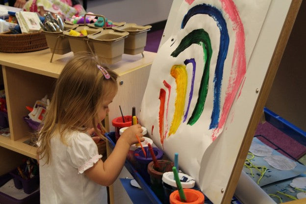 GOT KIDS WITH AN ARTISTIC STREAK? 7 CREATIVE WAYS TO STORE AND DISPLAY THEIR ARTWORK