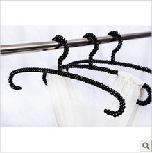 Load image into Gallery viewer, Beaded Hangers - Black