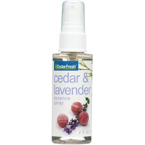 Cedar Wood Spray - Lavender Infused