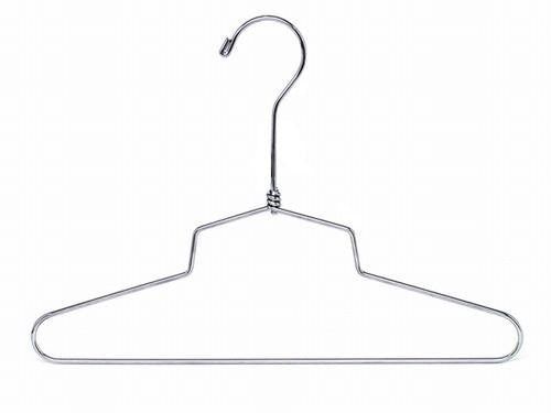 "Children's Metal Top Hanger - 12"" (No Loop)"