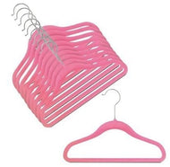 Children's Slim-Line Hot Pink Hanger