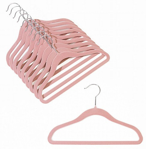 Children's Slim-Line Pink Hanger