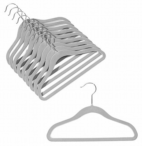 Children's Slim-Line Platinum Hanger