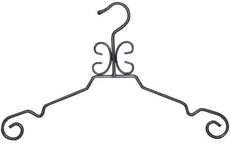 Decorative Top Hanger (Metal)