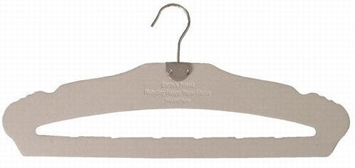"Earth's ""Friend"" Recycled Hanger w/Pants Bar"