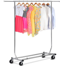 Load image into Gallery viewer, Folding Rolling Rack;Folding Rolling Rack;Folding Rolling Rack