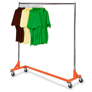 "Heavy-Duty Nesting ""Z"" Rack (Orange Base)"