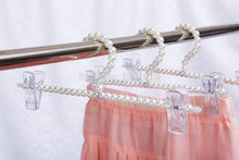 Load image into Gallery viewer, New! Beaded Pearl Pant/Skirt Hangers