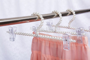 New! Beaded Pearl Pant/Skirt Hangers