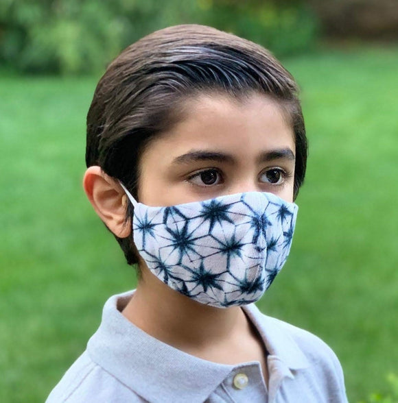 kids designer face mask
