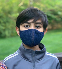 blue face mask reusable face mask face mask for child