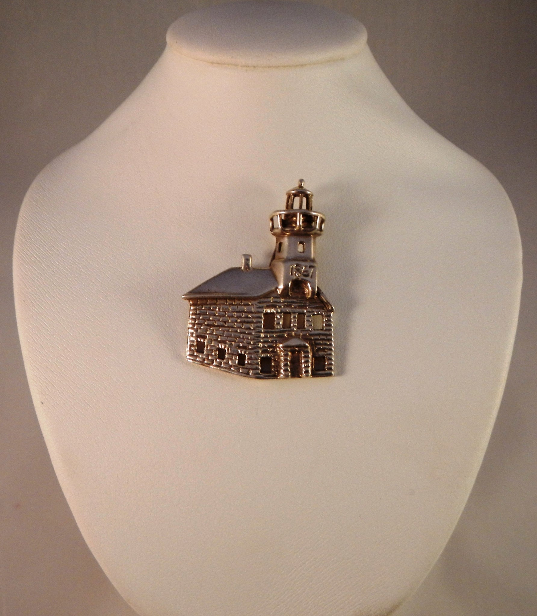 North Lighthouse Pendant