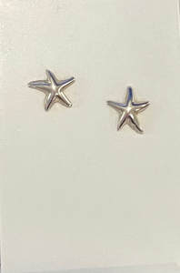 Dancing Starfish Studs