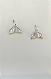 Whale's Tail Studs