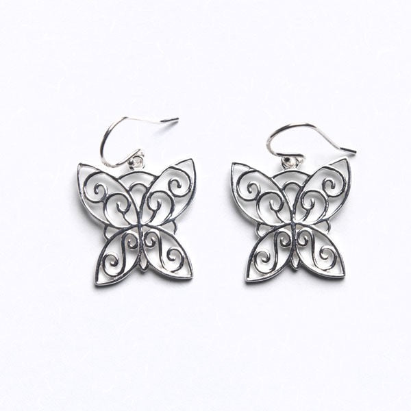 Southern Gates Butterfly Earrings
